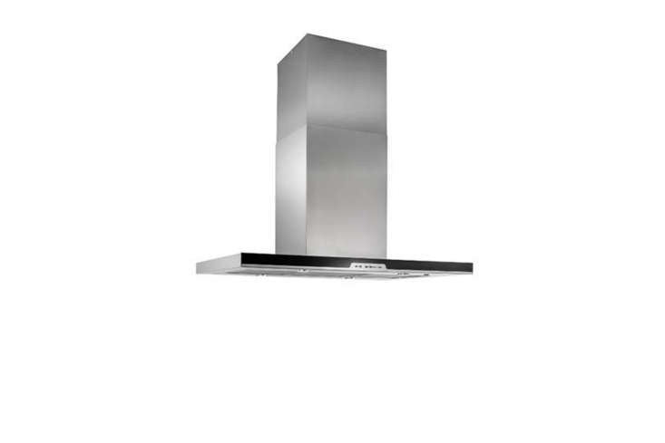 the best eclisse series 40 inch island chimney range hood (\$\2,095 at aj madis 16