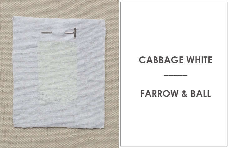 Michael Howells from Howells Architecture and Design recommends Farrow & Ball's Cabbage White as a cool-toned white paint &#8