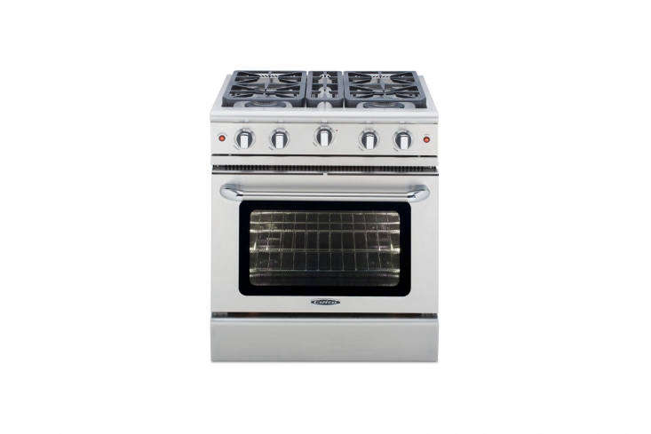 The Capital Precision 30-Inch Natural Gas Range is $3,359 at Shopper&#8