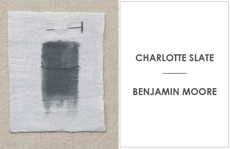 amy a. alper turns to benjamin moore's charlotte slate when she wants to in 18