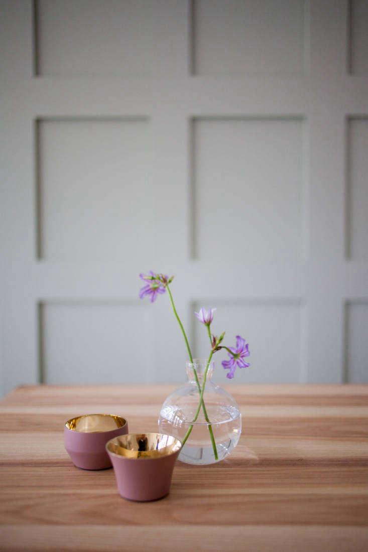 Detail of Tea Lights at Detour Cafe, Photo by Juli Daoust of Mjolk
