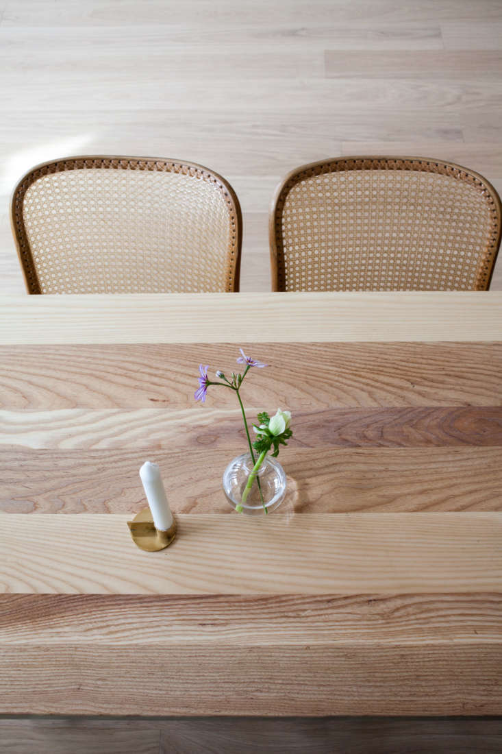 Tabletop Detail at Detour Coffee Roasters and Dear Grain Cafe, Photo by Juli Daoust of Mjolk
