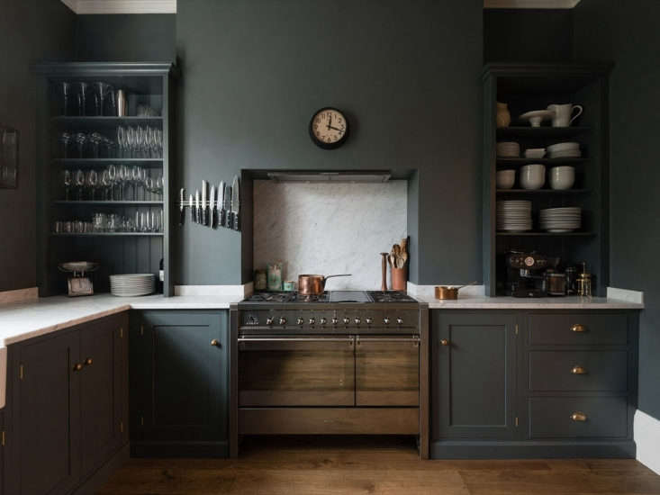 last april, bespoke cupboard makers plain english opened up shop in greenwich v 9