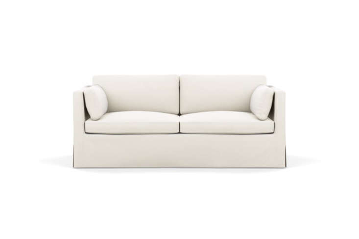 TheInterior Define Miles Slipcovered Sofa comes in a range of sizes up to 9loading=