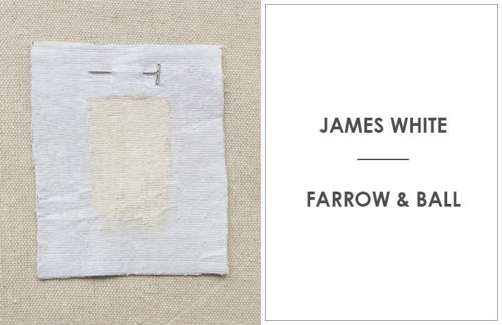 """Nickey Kehoe uses Farrow & Ball's James White for a paint that """"has a lovely slight blue-green cast.&#8"""