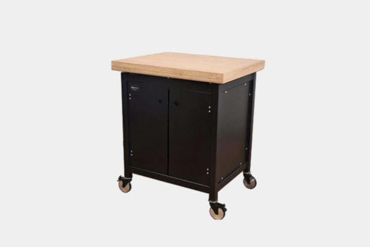 the kochwagen serving trolley bw80 can be used alone or paired with a cooktop w 13