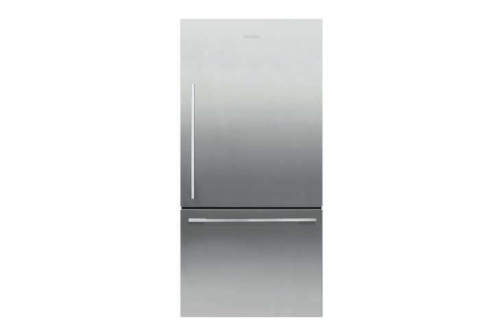 The Liebherr Premium Plus Series 30-Inch Fully-Integrated Refrigerator (shown here with a single bottom drawer) is $5,0 at AJ Madison.