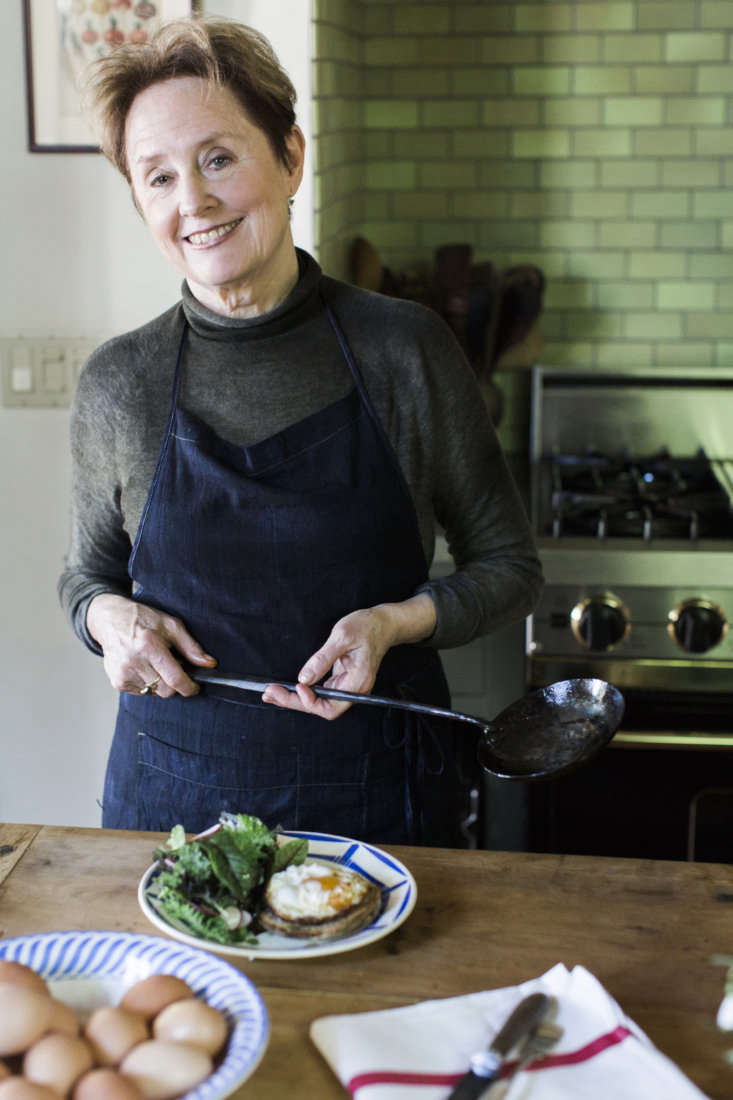 permanent collection egg spoon alice waters