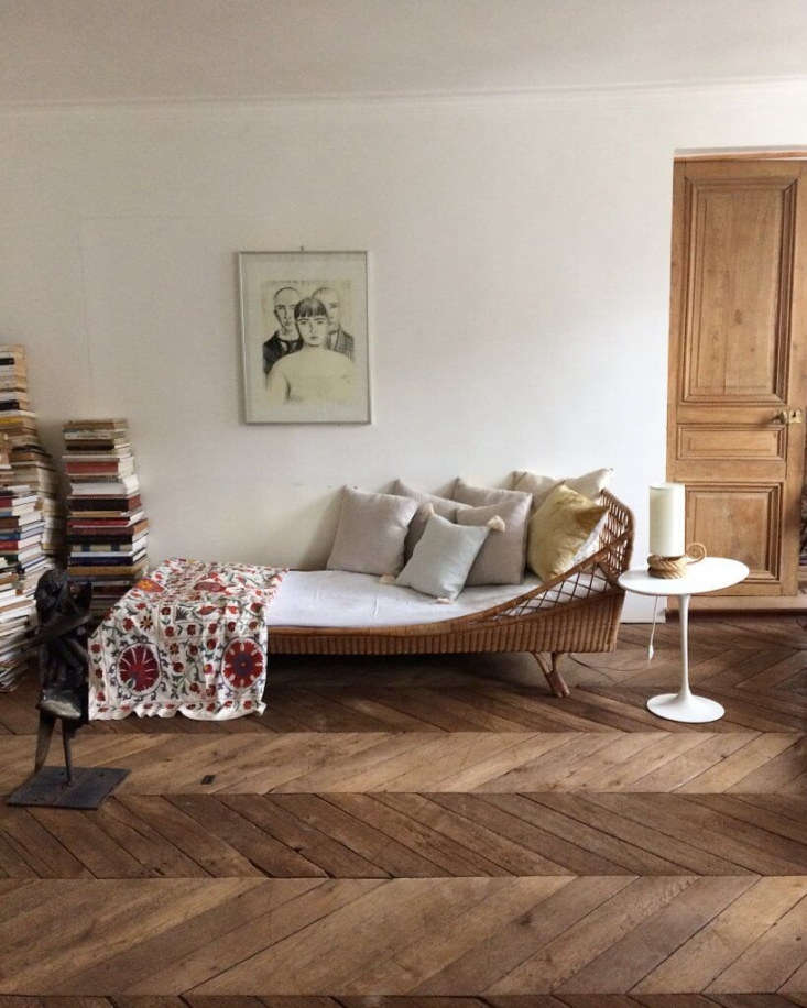 From the Atelier Vime archive, a recently sold 60s Rattan Daybed.