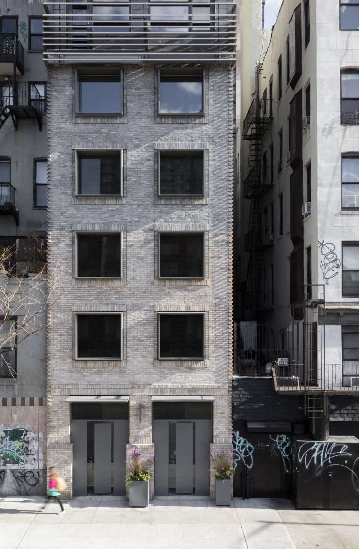 &#8\2\20;we wanted the first five floors to pay homage to the existing maso 9
