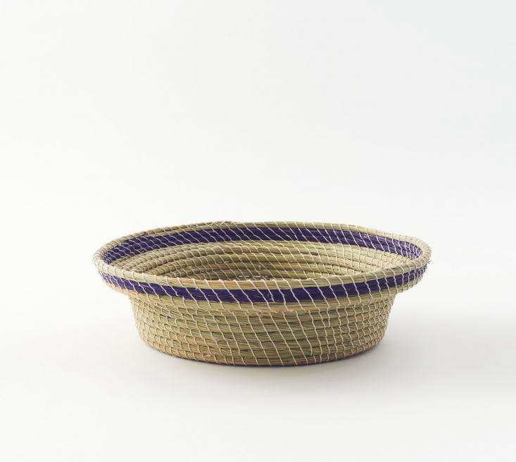 The Halfa Fruit Basket is made by the same artist collective as mentioned above, woven in women&#8