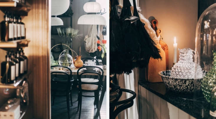 tambur shop stockholm dining room