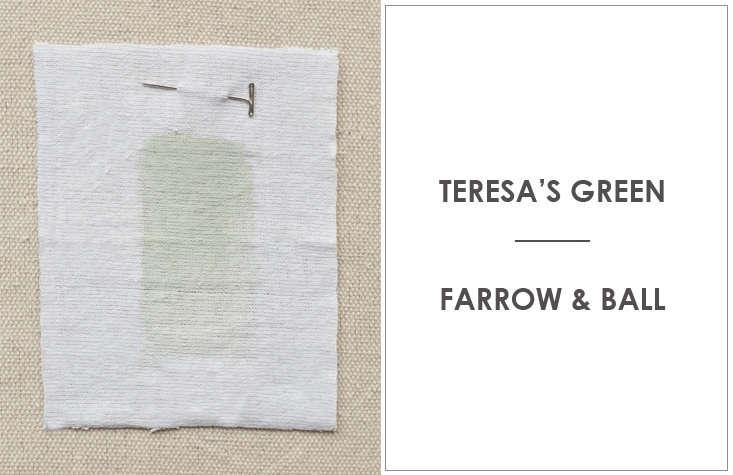 lauren geremia of geremia design chooses farrow & ball's teresa&#8\2\ 11