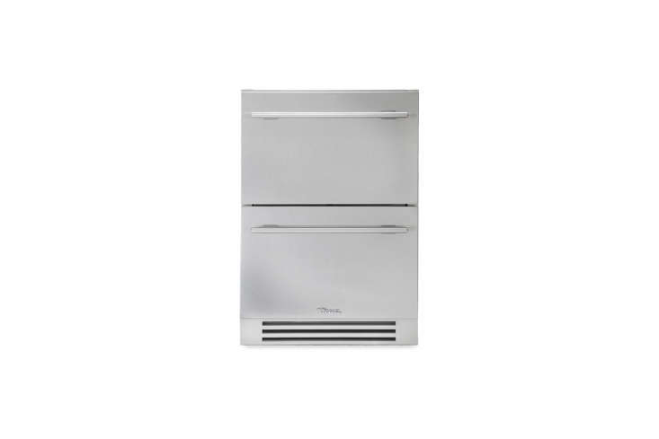 true residential \24 inchstainless steel under counter refrigerator drawers 17