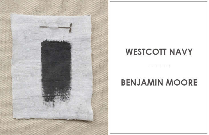 lindsay crozier of brooklyn based made also turns to benjamin moore's westcot 21