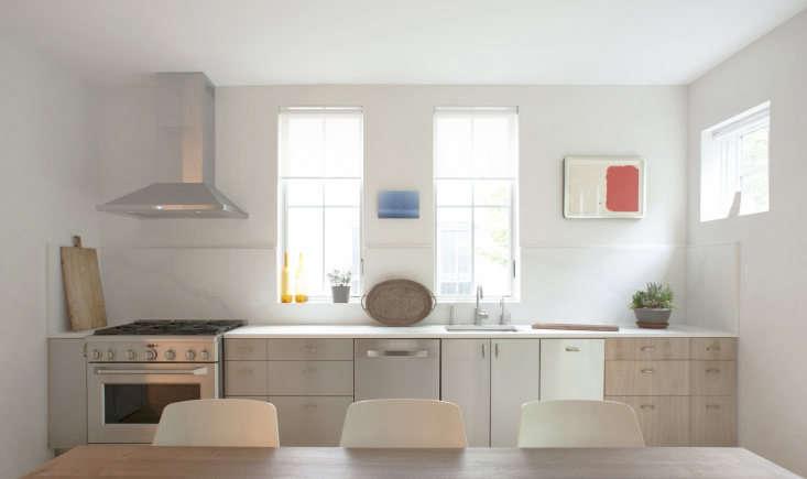 white wood stainless kitchen dc kalorama fowlkes 1