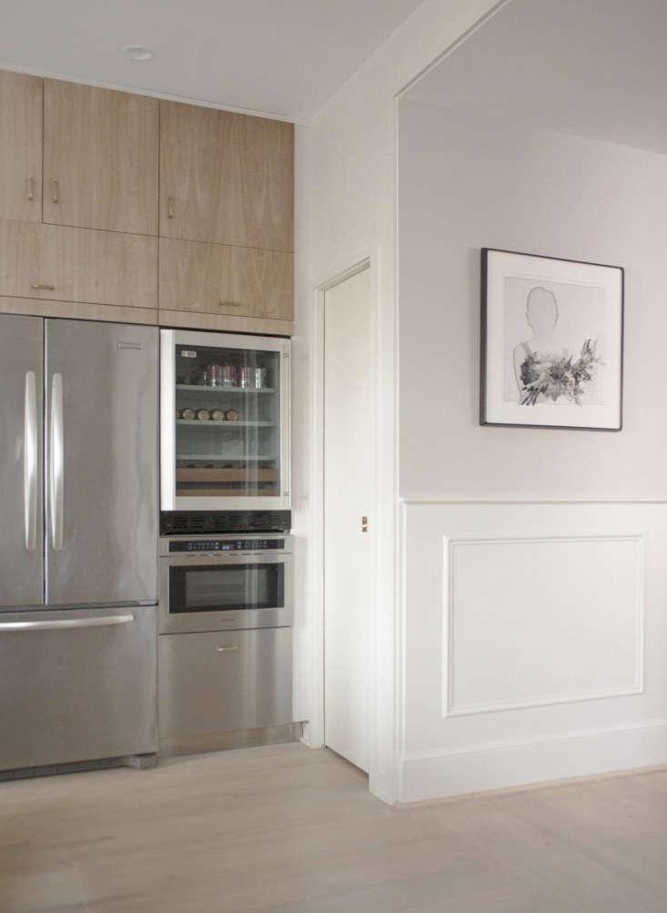 white wood stainless kitchen dc kalorama fowlkes 6