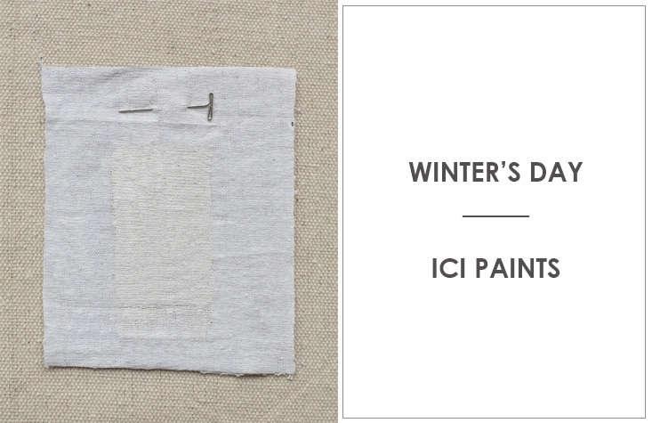 Scavullo Design Interiorsfavors ICI Paints' Winter&#8
