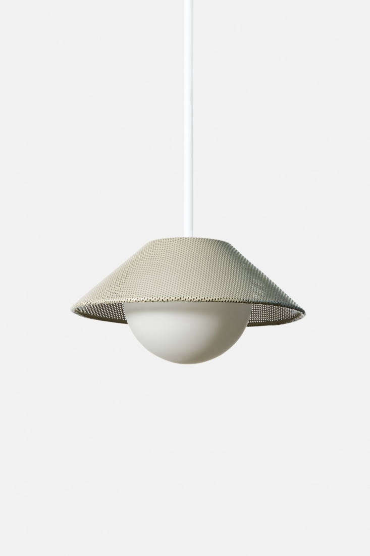 Akoya 22 Light in Silk Grey by Rich Brilliant Willing