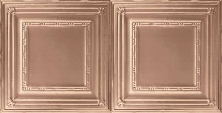 metallairebeadtiles in copper. 17