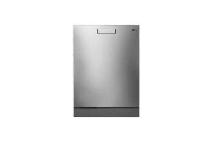 The dishwasher is the Scandinavian Asko Built-In Dishwasher (D5636XXLSHI); $loading=