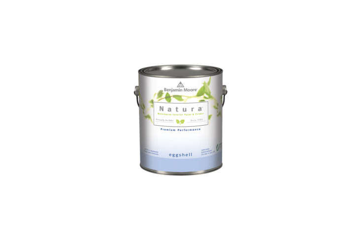 natura paint is benjamin moore&#8\2\17;s zero voc, nontoxic, most environ 21