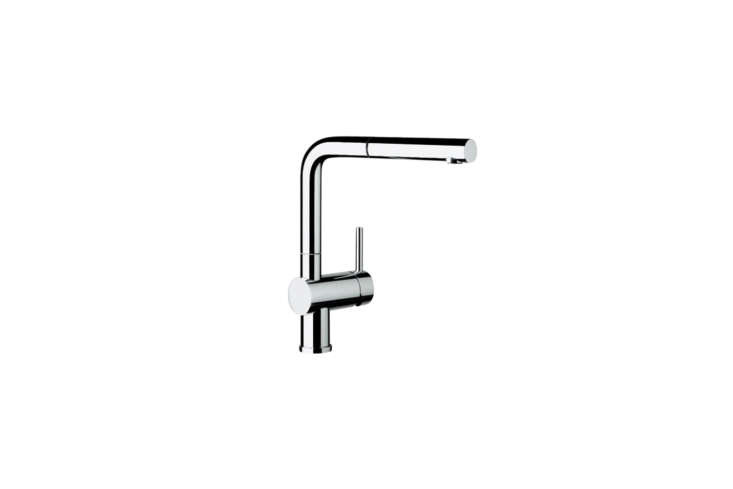 The Blanco Linus Pullout Kitchen Faucet with dual spray is $