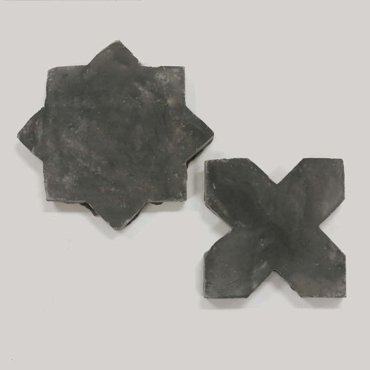 New from Cl Tile An Ode to Belgian Design in Blackened Terracotta portrait 3_17