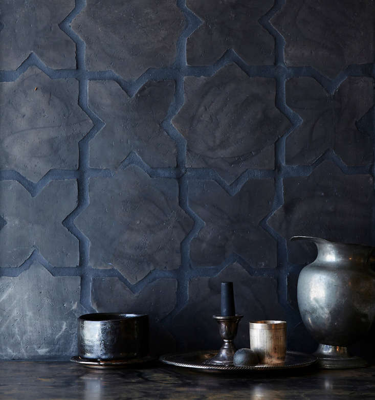 New from Cl Tile An Ode to Belgian Design in Blackened Terracotta portrait 3_11