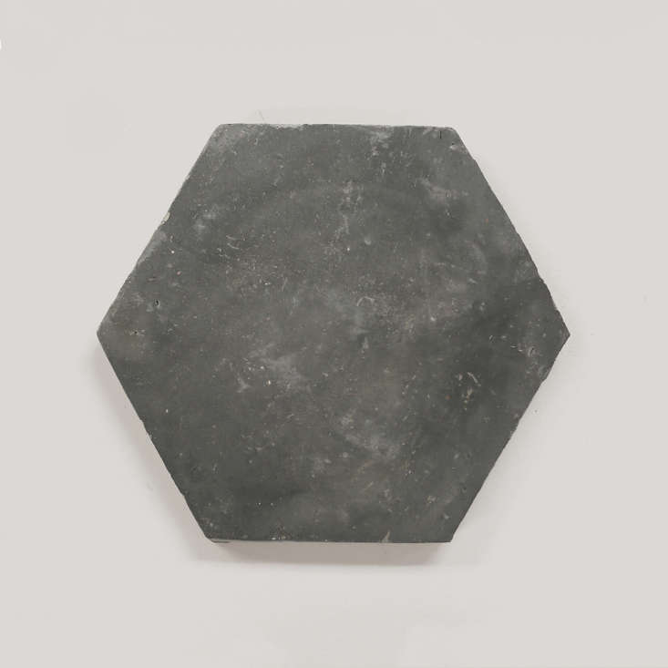 The 8-Inch Hexagon is $.50 per square foot (minimum order four square feet).