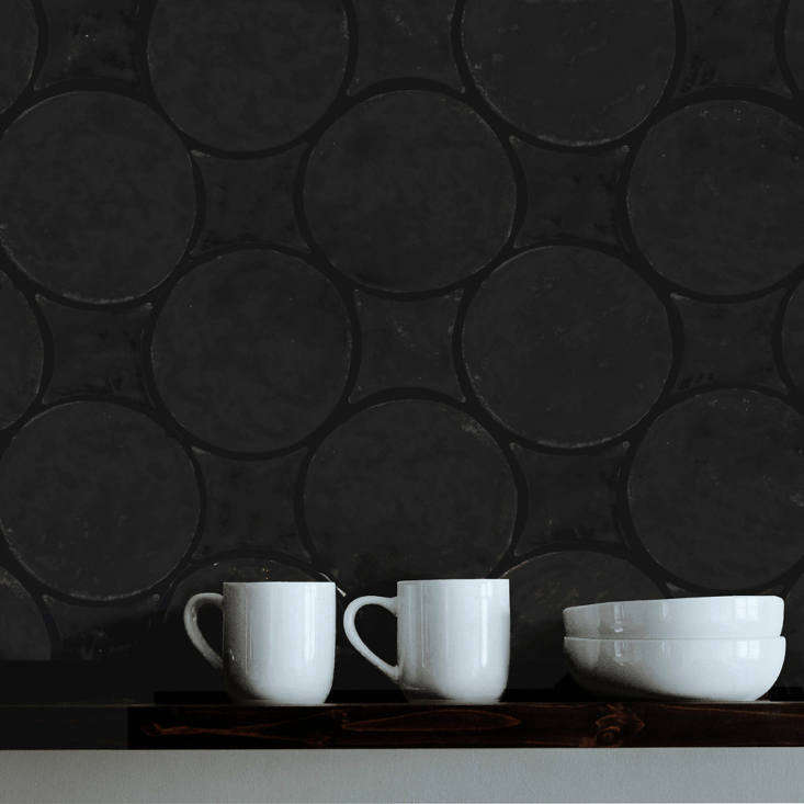 New from Cl Tile An Ode to Belgian Design in Blackened Terracotta portrait 3_14