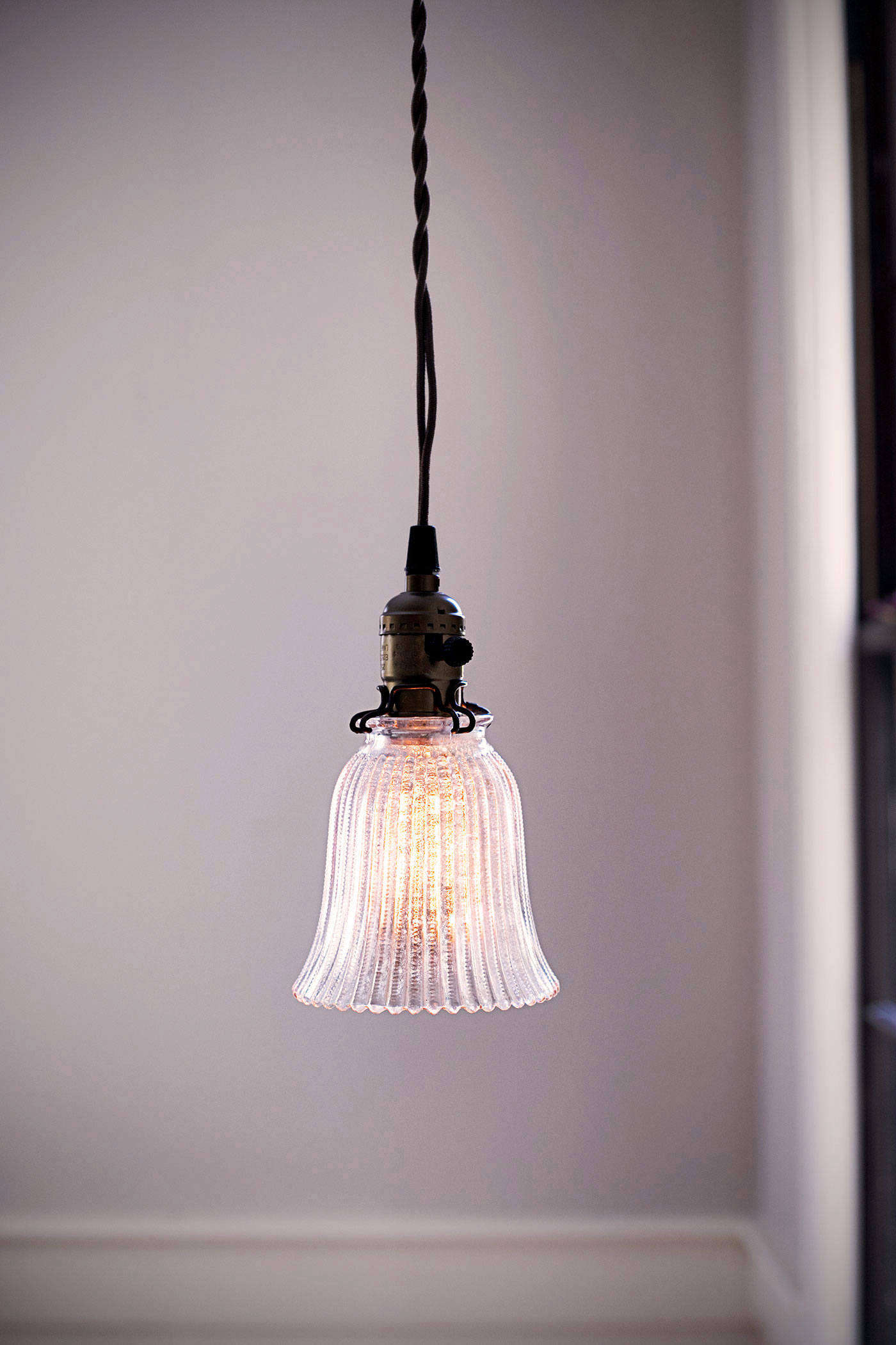 How To Make A Vintage Looking Mercury Glass Pendant Lights For 25 Diy On Remodelista