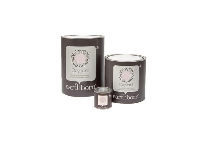 another small, eco friendly paint company, earthborn, has developedclaypaint, 22