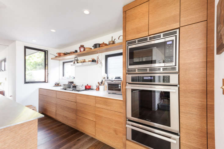 Prueitt was pleased with the kitchen&#8