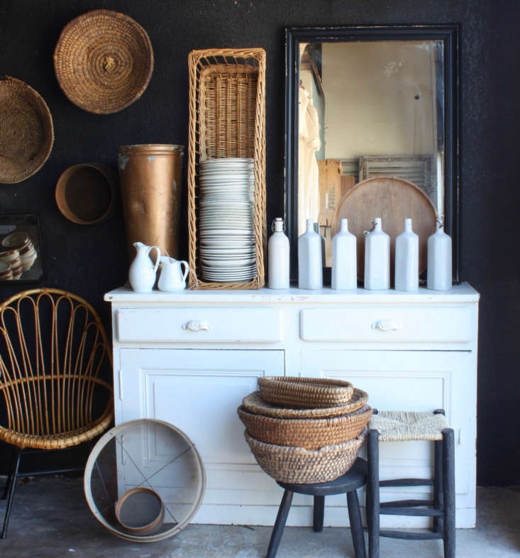 finds from france inside the elsie green emporium in california. 9