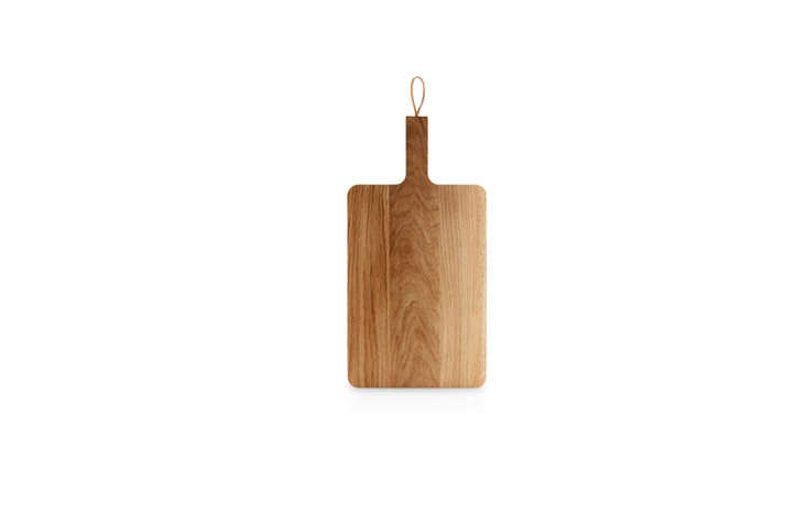 Also on offer: solid oak cutting boards in three sizes. TheSmall Nordic Cutting Board (shown) is $69; theMedium is $75; and theLarge is $8