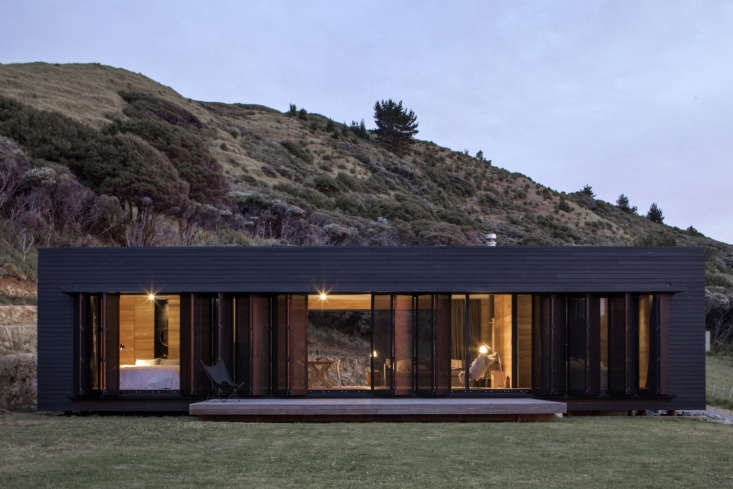 the cottage glows like a lantern at night.it&#8\2\17;s powered by solar p 18