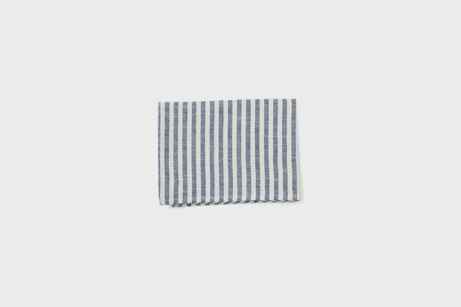 The Fog Linen Chambray Stripe Kitchen Cloth is $ at Fog Linen Work.