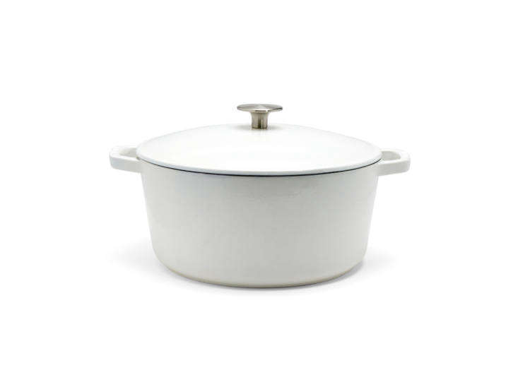 The Milo Dutch Oven is $95 (compared to almost $400 for a similarly sized French alternative, says the company). US shipping is free.