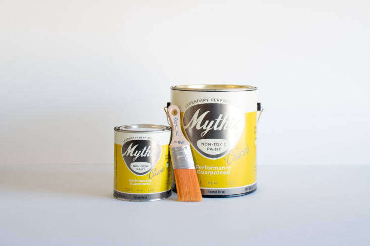 mythic paint is a nontoxic, ultra low odor paint that provides the durability a 10