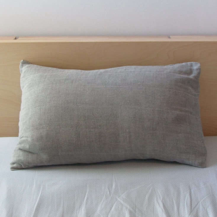 The pillowcase is  by  inches, and will shrink by  percent after the first laundry wash.