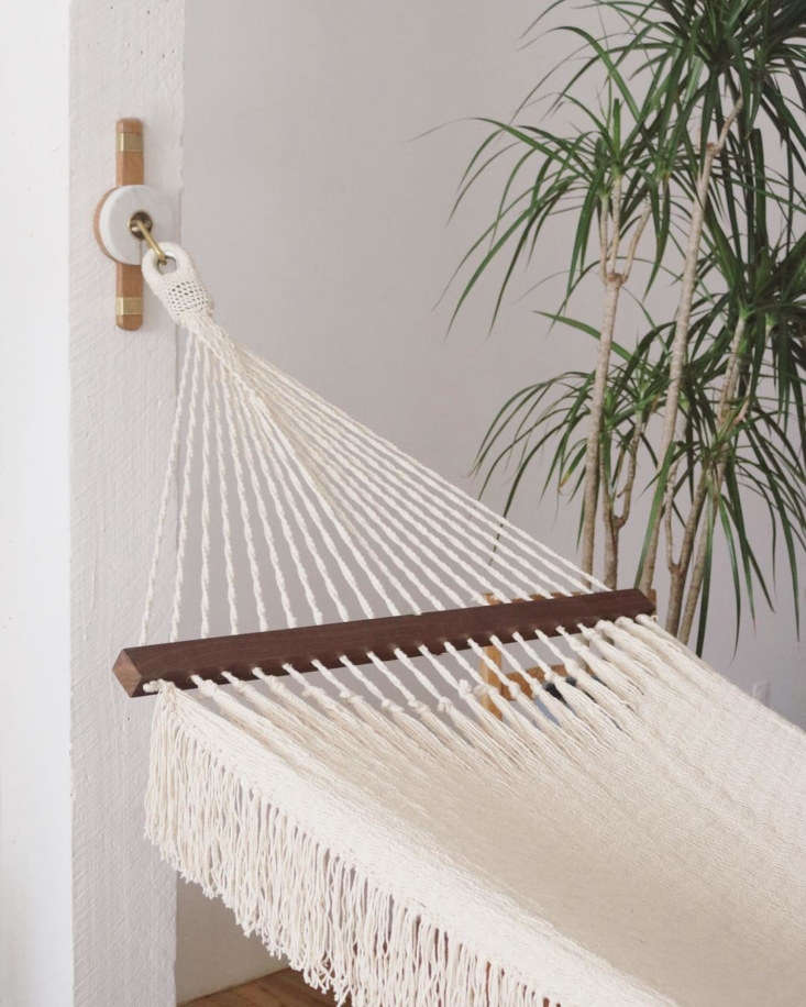 pouch nyc hammock with fringe