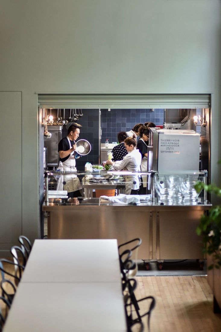 A glimpse into the Refettorio&#8