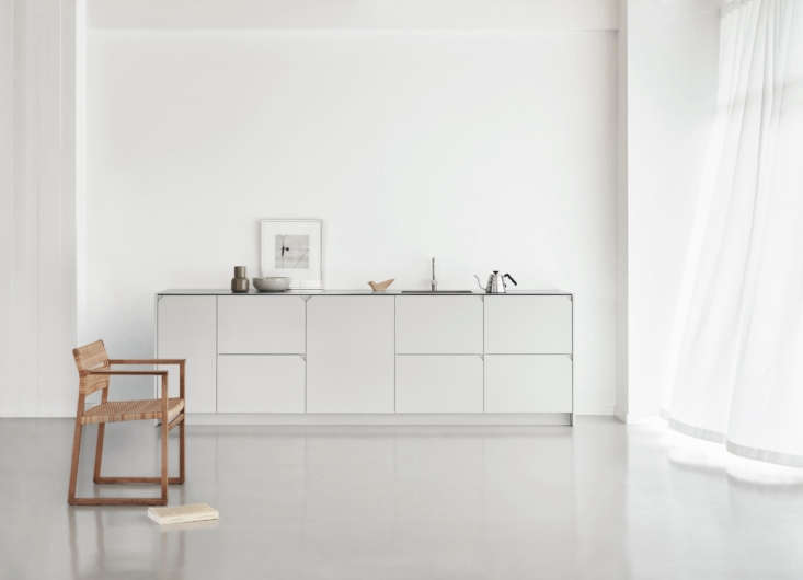 for a uniform look, reform offers the fronts in mdf that&#8\2\17;s painted  13
