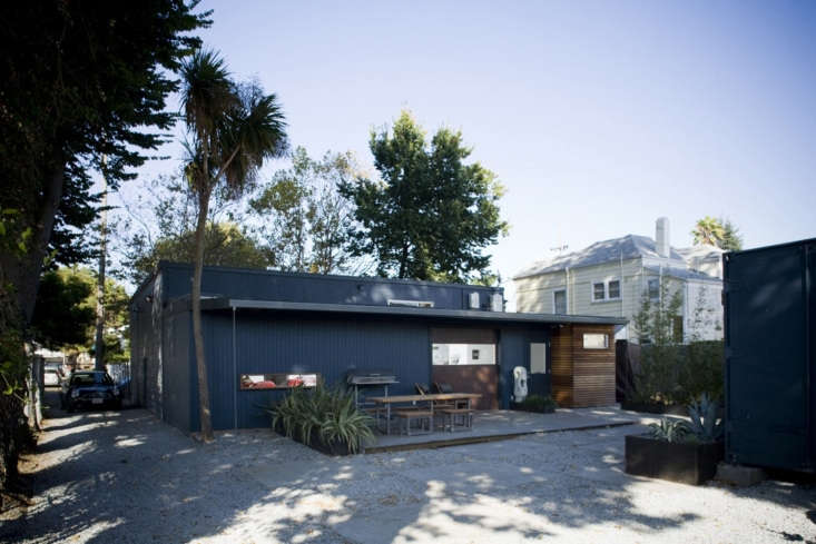 the oakland, california, home of architect stephen shoup of building lab inc. h 17