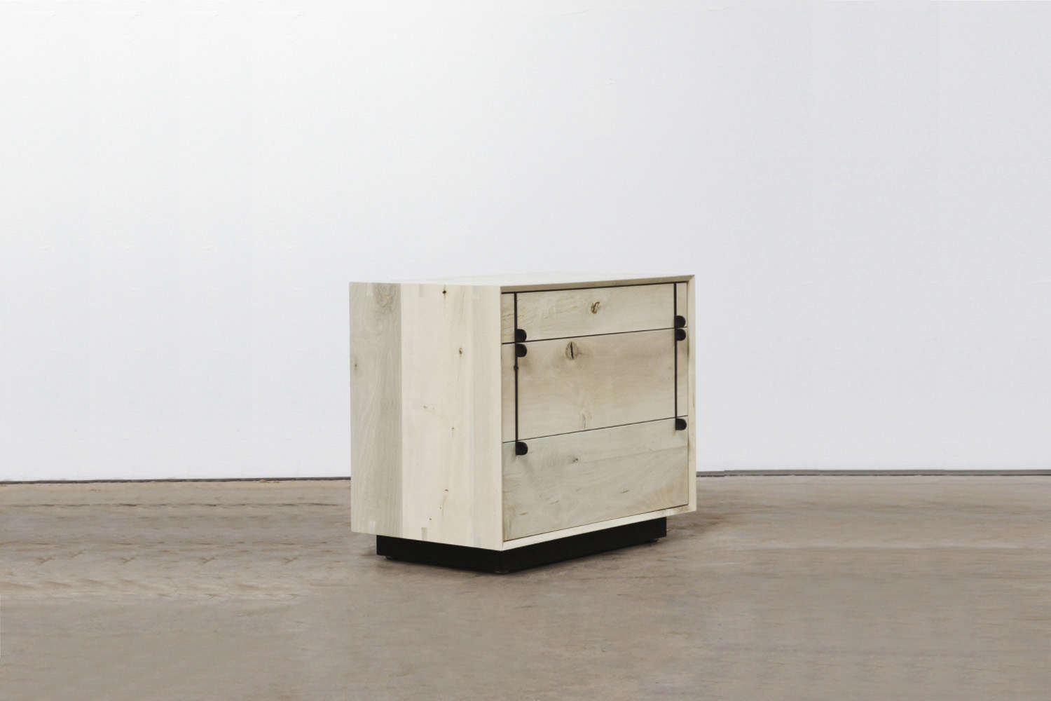 10 Easy Pieces: Modern Wood Bedside Tables - Remodelista