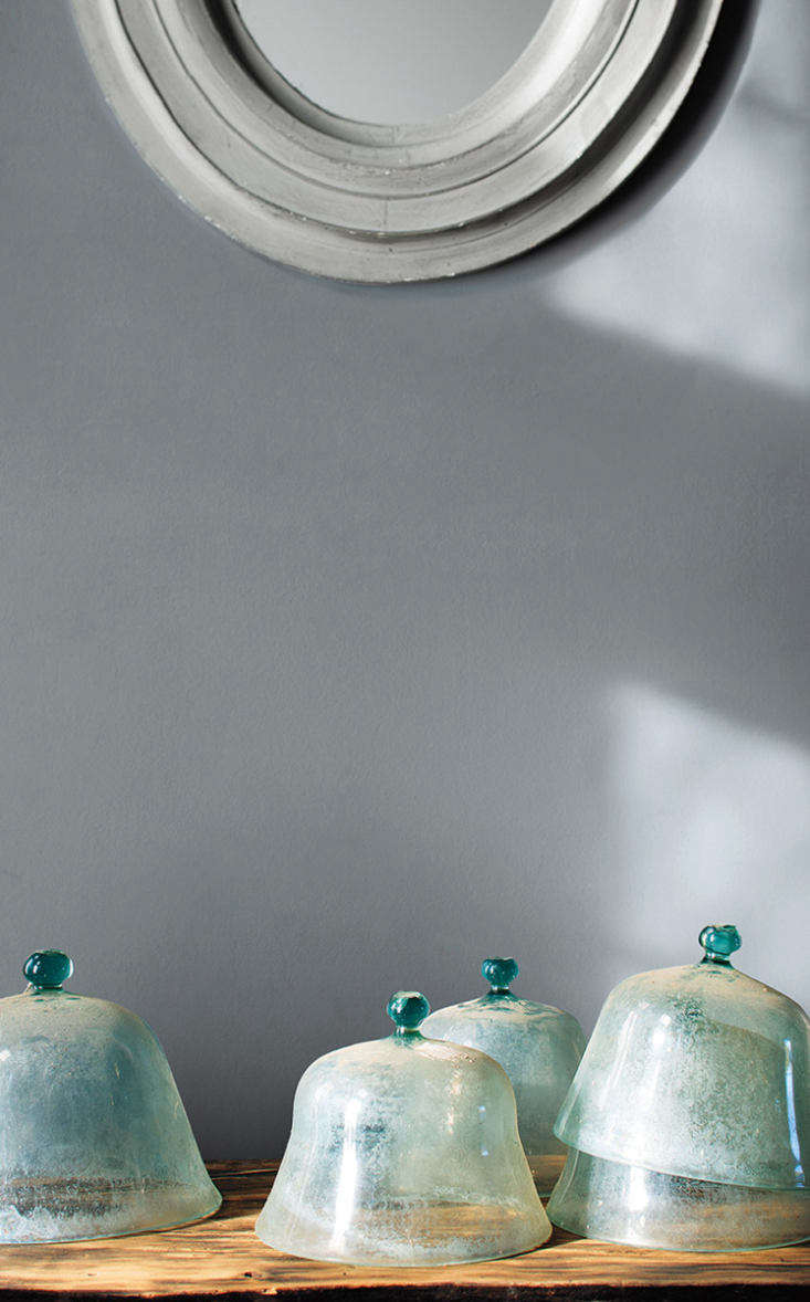 one caveat? unlike farrow & ball, the collection has no shades of white.  11