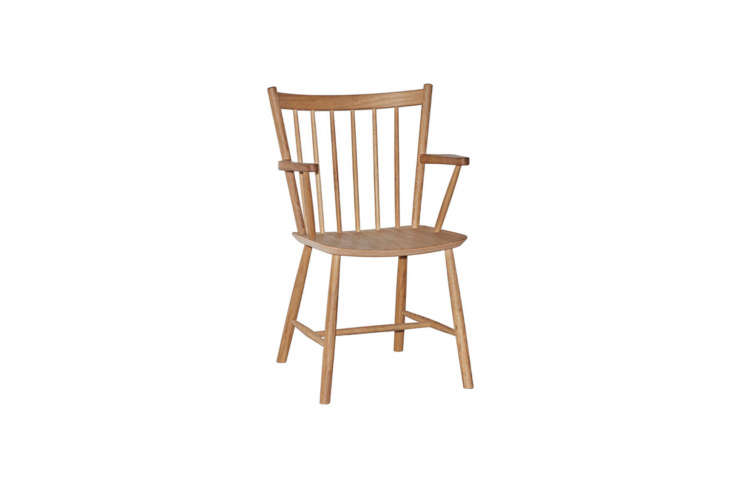 10 Easy Pieces The Windsor Chair Revisited The Hay relaunch of Børge Mogensen&#8\2\17;sJ4\2 Chair in Oiled Oak is \$37\2 at Finnish Design Shop.