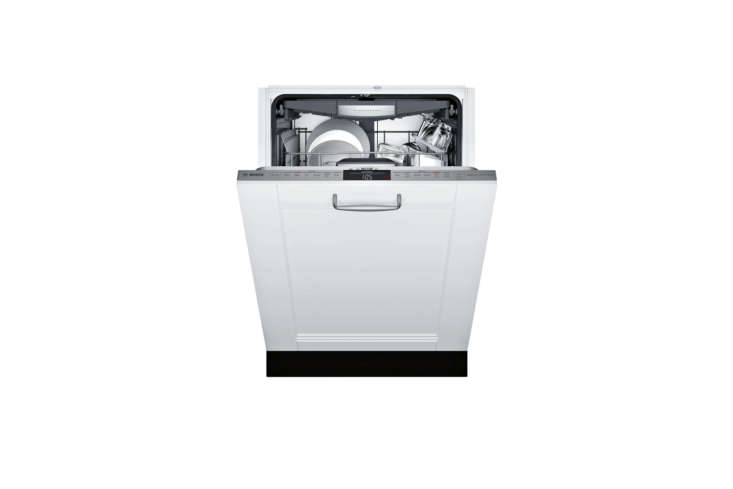 The Bosch 800-Series Custom Panel Ready Dishwasher is $999 at Bosch.
