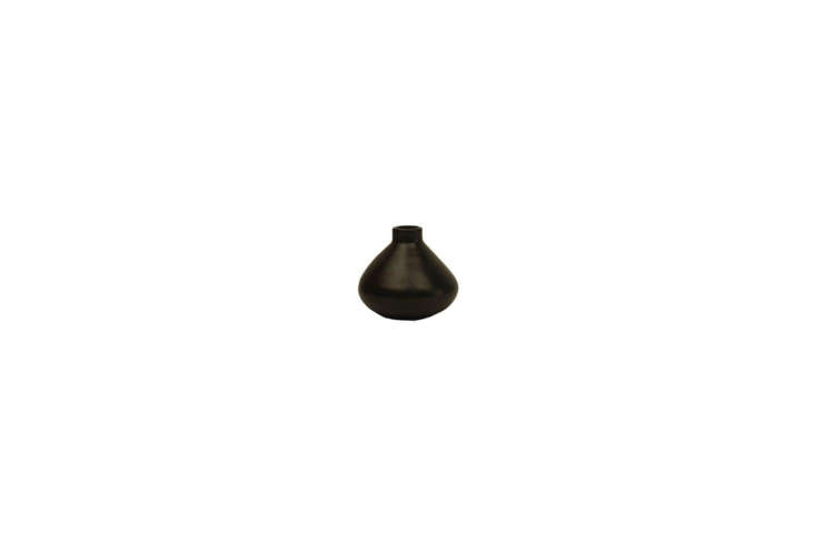 The Morandi Black Small Bud Vase is $ at Canvas.